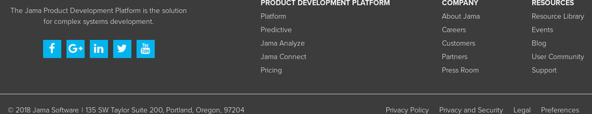 Notion by Jama Software Pricing