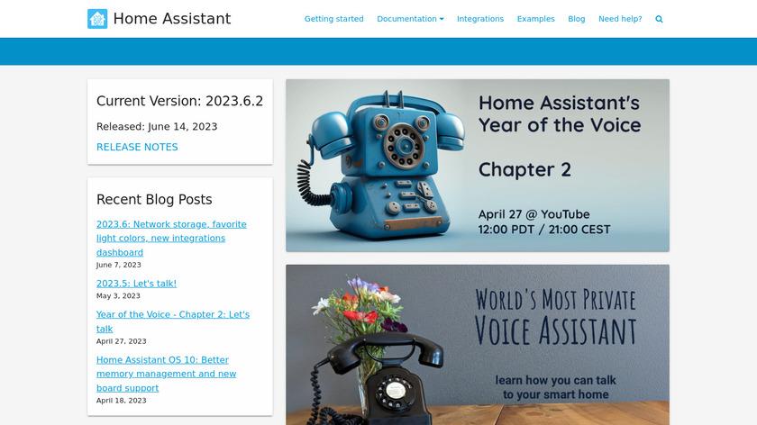 Compare ioBroker VS Home-Assistant io - SaaSHub