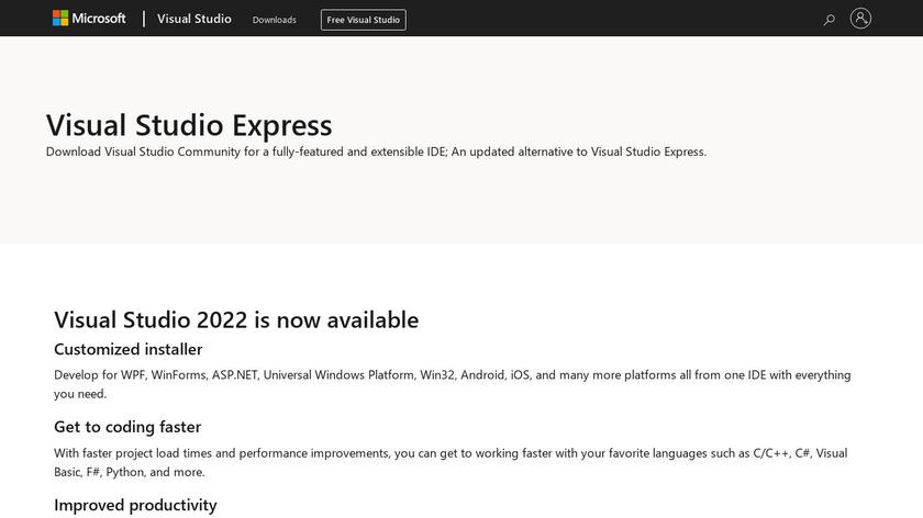 Compare Microsoft Visual Studio VS Qt Creator - SaaSHub