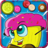 Bubble Shooter Candy Saga logo