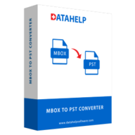 DataHelp MBOX to PST converter logo